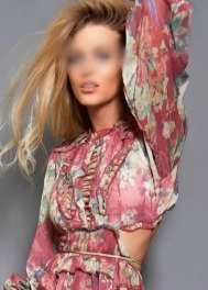 blonde escorts london