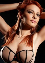 busty red head london escort girls