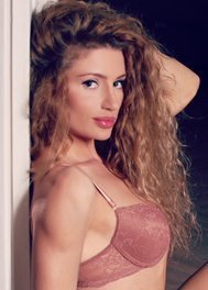 open minded blonde escort