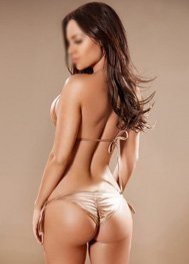 elite Italian escort in London
