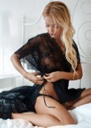 Knightsbridge blonde European escort